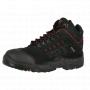 Vorschau: Sicherheitsstiefel S3 Kenya MASCOT®Footwear schwarz/rot