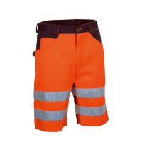 """Vorschau: Warnschutz Shorts 240g/m² """"VISIBLE"""" High Visibility - Cofra®"""