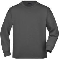"""Vorschau: Sweatshirt Rundhals """"JN199"""" - James & Nicholson®"""
