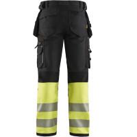 """Vorschau: Warnschutz Stretch Handwerkerhose """"1993"""" - BLAKLÄDER®"""