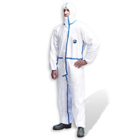 """Vorschau: Chemie-Schutzoverall Typ 4/5/6 """"Tyvek® 600 Classic Plus"""" DuPont®"""