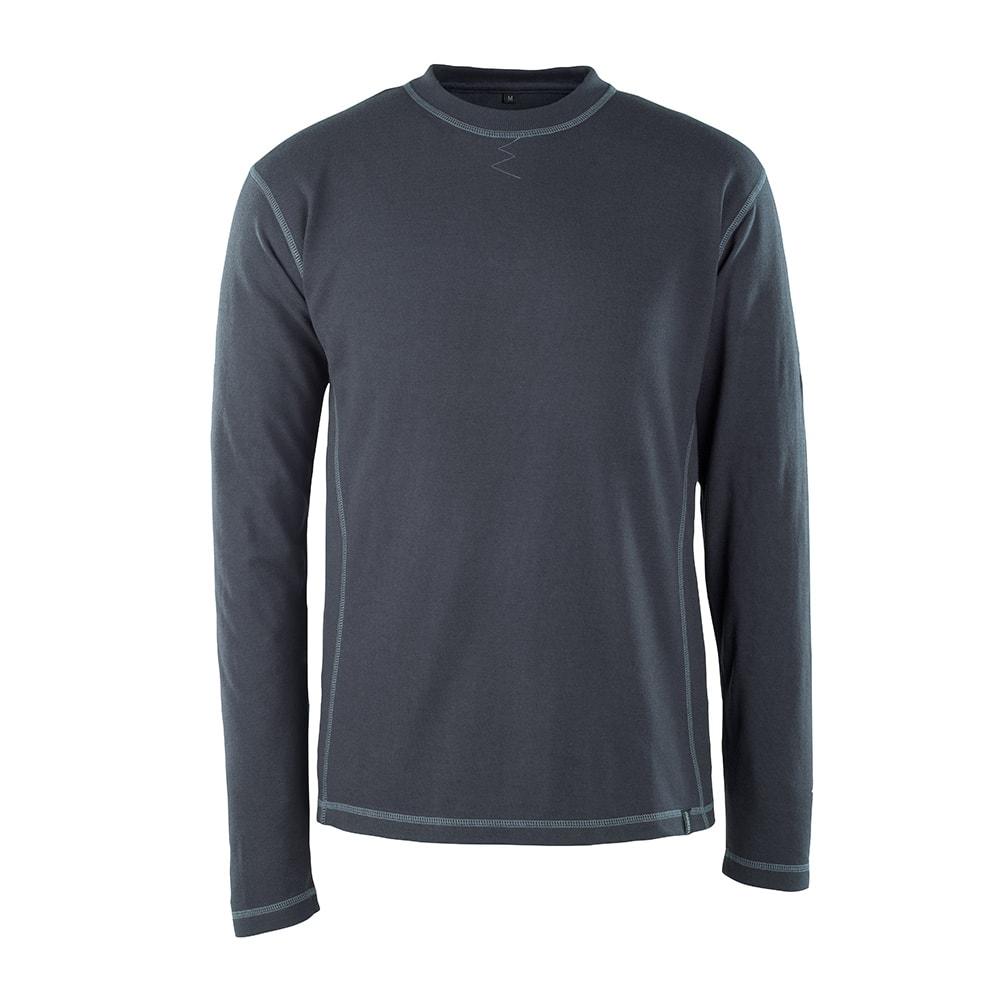 Mascot Muri Multisafe T-Shirt Langarmshirt Arbeitsshirt Schwarzblau XL XXL