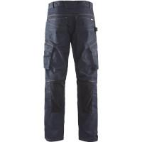 """Vorschau: Stretch Jeans Servicehose """"1497"""" - BLAKLÄDER® marine"""