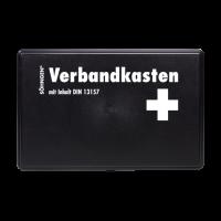 """Vorschau: Verbandkasten """"KIEL"""" KU- schwarz, DIN13157, SÖHNGEN®"""