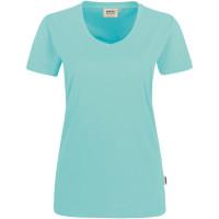 "Vorschau: Damen V-Shirt ""PERFORMANCE"" 181 - HAKRO®"