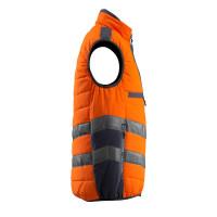 Vorschau: Warn-Thermoweste Grimsby MASCOT®SafeSupreme rot/anthrazit
