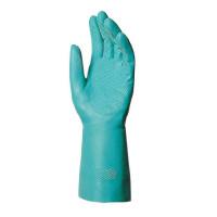 "Vorschau: Synthetikmaterial Handschuhe ""OPTIMO"" türkis - MAPA®"