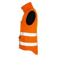 """Vorschau: Warnschutz Winterweste """"SÖLDEN"""" Safe Artic - MASCOT® orange"""
