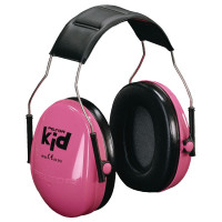 Vorschau: Kapselgehörschützer Peltor™ Kid Neon-Rosa SNR=27 dB - 3M™