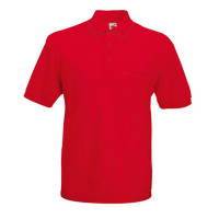 Vorschau: Pocket Polo 65/35 180g/m² - 63-308-0 - FOL® white