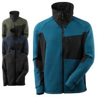 Vorschau: Sweatshirt mit Stehkragen - MASCOT® Advanced Schwarzblau XXL