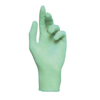 "Vorschau: Naturlatex Handschuhe ""SOLO PLUS"" 24.5cm, grün - MAPA®"