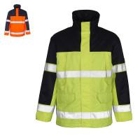 Vorschau: Jacke Savona MASCOT®SafeImage orange/marine