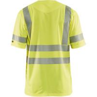 """Vorschau: Warnschutz T-Shirt mit UV-Schutz """"3420"""" - BLAKLÄDER®"""