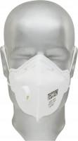Vorschau: Feinstaub-Faltmaske FFP2 mit Ausatmungsventil