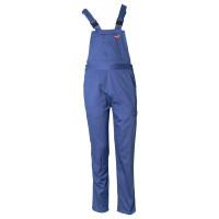 Vorschau: Damen Latzhose Planam 290g/m² 40% Polyester kornblau 52