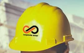 Veredelung Tampondruck von Arbeitsschutz-Express