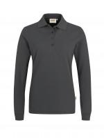 "Vorschau: Damen-Langarm-Poloshirt ""PERFORMANCE"" 215 - HAKRO®"