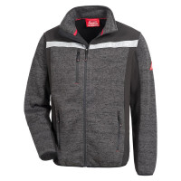 "Vorschau: Strick-Softshelljacke ""MOTION TEX PLUS"" - NITRAS®"
