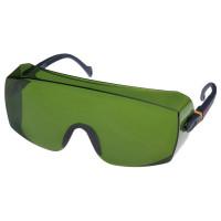 Vorschau: Sicherheits-Überbrille AS/UV PC grün getönt IR5.0 - 3M®