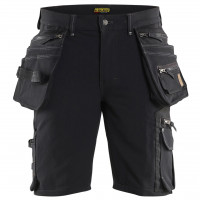 """Vorschau: Stretch Handwerker-Shorts """"1988"""" X1900 - BLAKLÄDER®"""