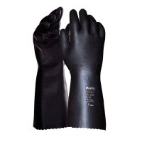 "Vorschau: Neopren Chemie-Handschuhe ""CHEMZOIL"" 35.5cm - MAPA®"