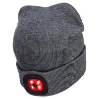 Vorschau: LED Beanie / Wintermütze