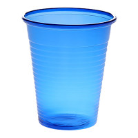 Vorschau: Mundspülbecher 180ml blau - NITRAS Medical® | 3000 Stk. pro Karton