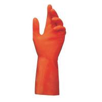 """Vorschau: Duopolymer Handschuhe """"DUO-NIT"""" 31cm, rot - MAPA®"""