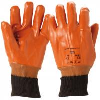 """Vorschau: Kälteschutzhandschuhe """"WINTER MONKEY"""" ANSELL glatt orange"""
