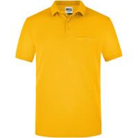 "Vorschau: Pocket Polo-Shirt ""JN846"" - James & Nicholson®"