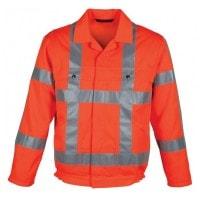 "Vorschau: Blousonjacke ""5132"" HIGH VISIBILITY 300g/m² - HAVEP® orange"