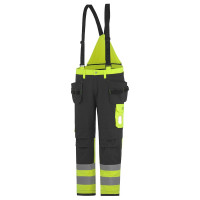 "Vorschau: Winter Multinorm Montagehose ""ABERDEEN INSULATED"" - Helly Hansen® gelb/kohle"