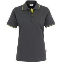 "Vorschau: Damen Contrast Polo-Shirt ""Casual"" 203 - HAKRO®"