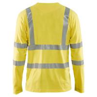 """Vorschau: Multinorm Langarm-Shirt """"3481"""" - BLAKLÄDER® gelb"""