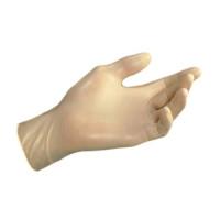 "Vorschau: Naturlatex Handschuhe ""SOLO LATEX"" 23cm, beige - MAPA®"