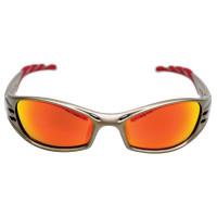 """Vorschau: Schutzbrille """"FUEL"""" rot, verspiegelt - 3M®"""