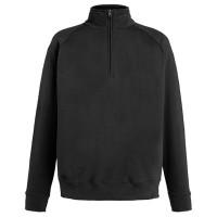 Vorschau: Sweatshirt Lightweight Zip-Neck - FOL®