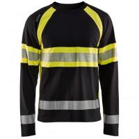 """Vorschau: Warnschutz Shirt langärmelig """"3510"""" - BLAKLÄDER®"""