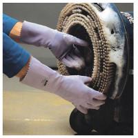 "Vorschau: Naturlatex Handschuhe ""JERSETLITE"" 31cm, parma - MAPA®"