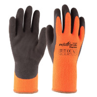 "Vorschau: Winter-Arbeitshandschuhe ""PowerGrab Thermo"" orange TOWA®"