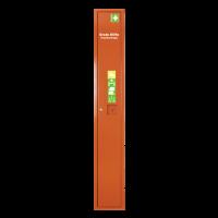 Vorschau: Stehschrank erste Hilfe- Trage, gefüllt, orange, SÖHNGEN®