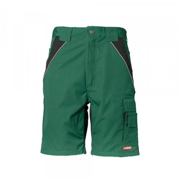 """Shorts Planam """"PLALINE"""" Canvas Bindung 280g/m² grün/schwarz"""