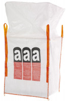 """Vorschau: Asbest-Big-Bags PP-Gewebe 90x90x110cm """"ASBEST"""" m. Schürze"""
