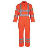 "Vorschau: Overall ""2400"" HIGH VISIBILITY 300g/m² - HAVEP® orange"