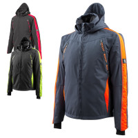 Vorschau: JackeGandia MASCOT®Hardwear schwarz/hi-visgelb