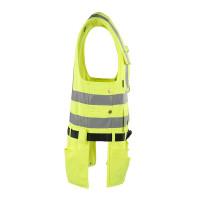 """Vorschau: Warnschutz Werkzeugweste """"YORKTON"""" Safe Classic - MASCOT® gelb"""