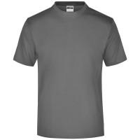 """Vorschau: T-Shirt Round-T Medium """"JN001"""" - James & Nicholson®"""