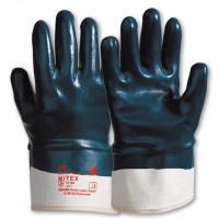 """Vorschau: Nitril Arbeitshandschuhe """"NITEX® 309"""" blau - KCL®"""