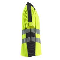 Vorschau: Warn-Polo-shirt Murton MASCOT®SafeSupreme rot/anthrazit
